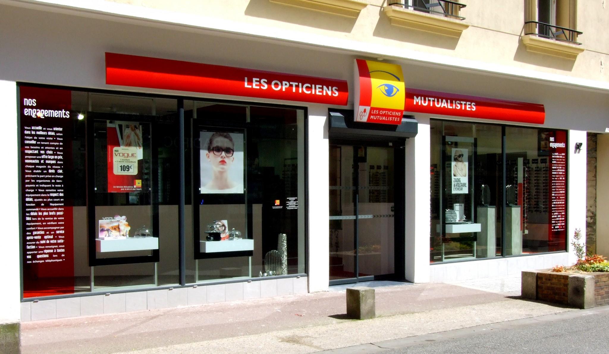 Les Opticiens Mutualistes - Union Cherbourg Commerces 625741531fc9