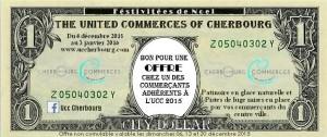 dollars pour ucc