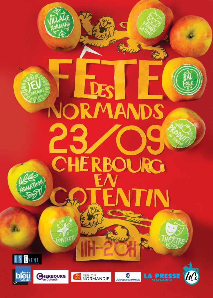 Flyer normands2017 A6 verso