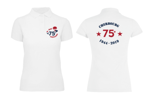 polo-blanc-femme-d-day-cherbourg2